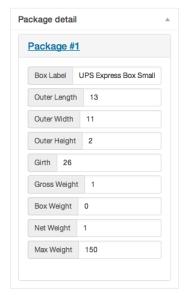 WooCommerce UPS