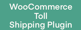WooCommerce MyToll shipping plugin